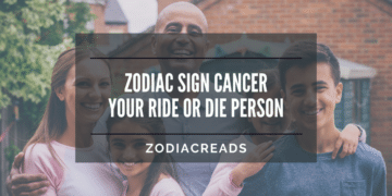 Cancer traits that make them ride or die person Zodiacreads