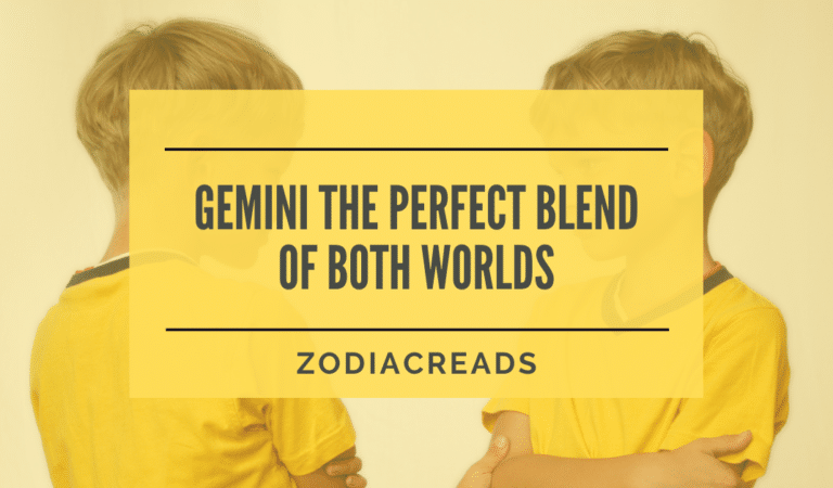 Gemini The Perfect Blend of Both the  Worlds